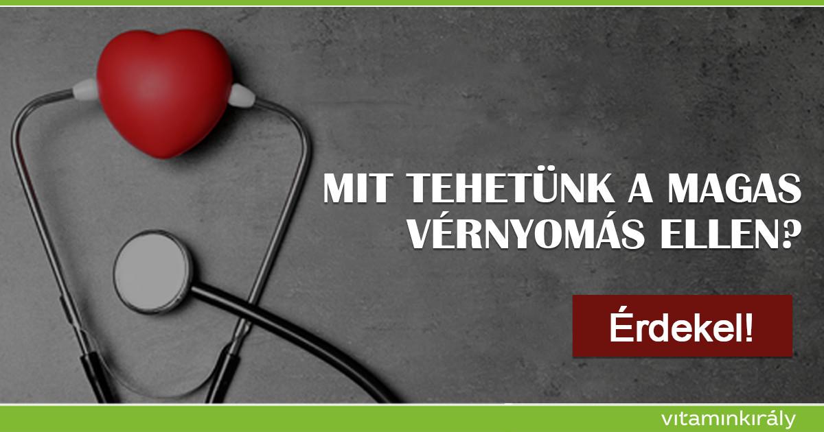 zene az egészségért a magas vérnyomásból