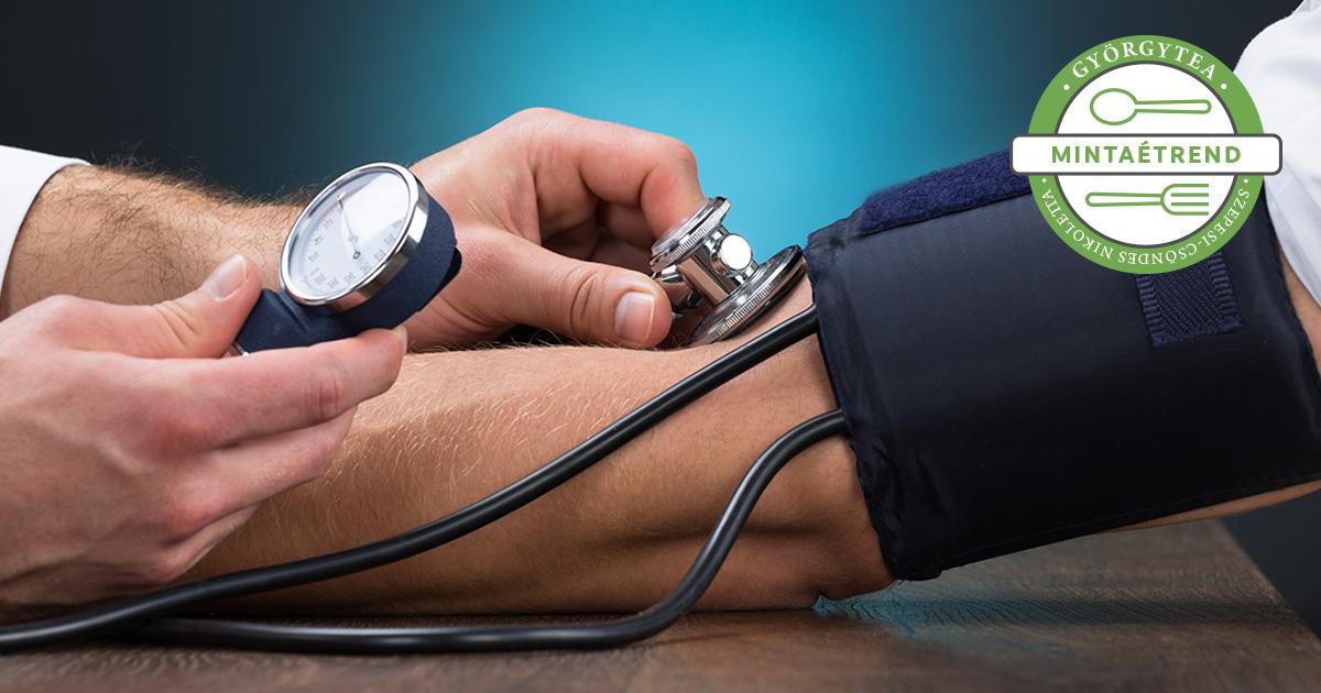 a só anyagcseréjének megsértése magas vérnyomásban