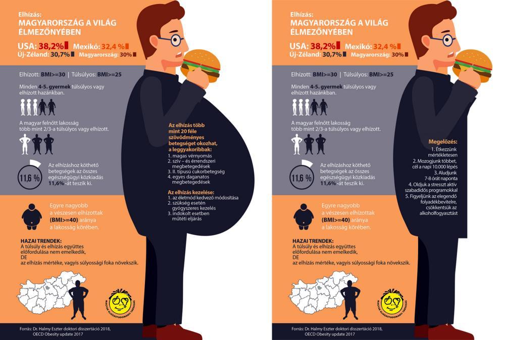 Összefügg a túlsúly, vérnyomás, vérzsírszint és a cukorbetegség?