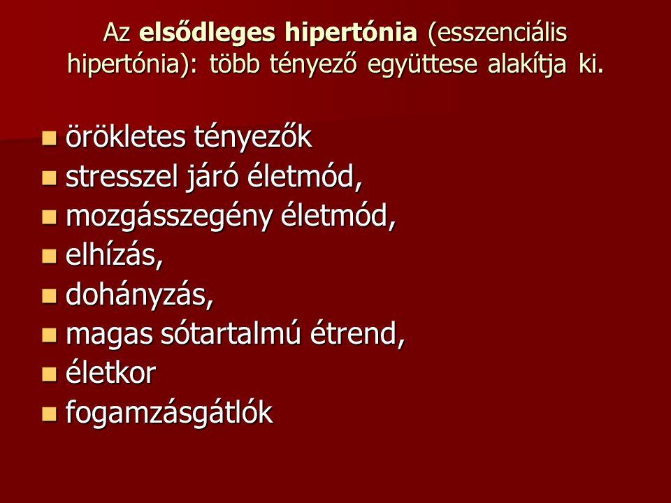 magas vérnyomás ostechondrosis éjszakai nyomás hipertónia
