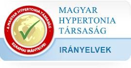 mi a hipertónia célnyomásszintje