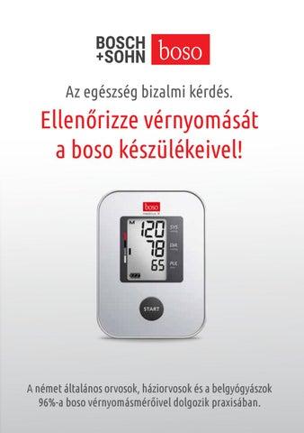 Német Társaság a magas vérnyomásért magas vérnyomás menopauzával