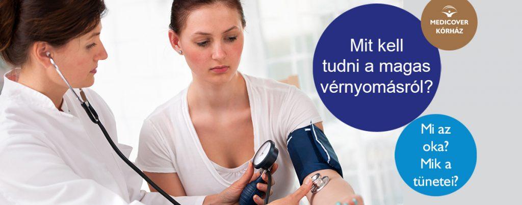 első magas vérnyomás-kezelés mi a magas vérnyomás 3 szakasza