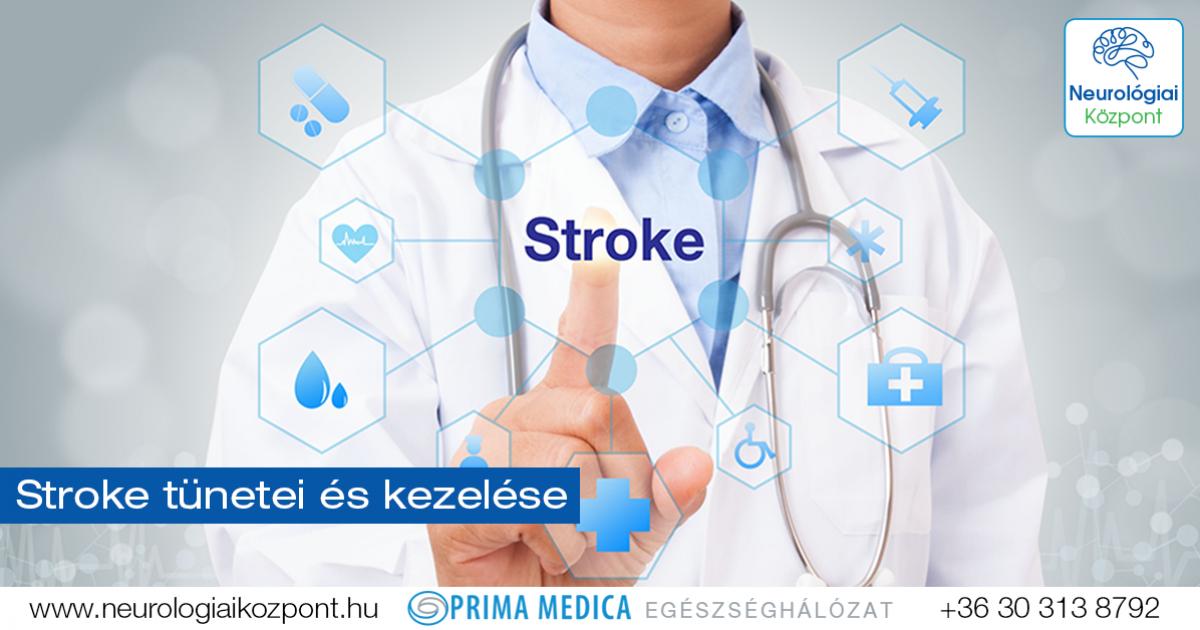 stroke magas vérnyomás