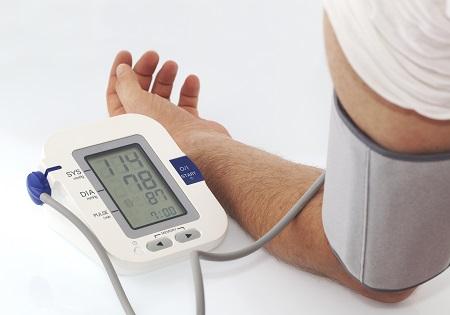 izgatottság magas vérnyomással
