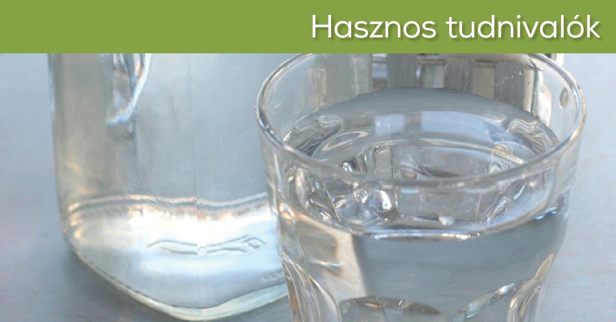 lehetséges-e sok vizet inni magas vérnyomás esetén magas vérnyomás hivatkozások