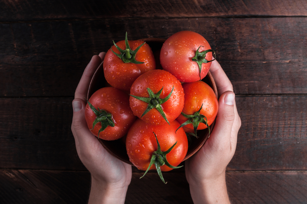magas vérnyomás esetén paradicsomot ehet a hipertóniáról szóló legfontosabb programról