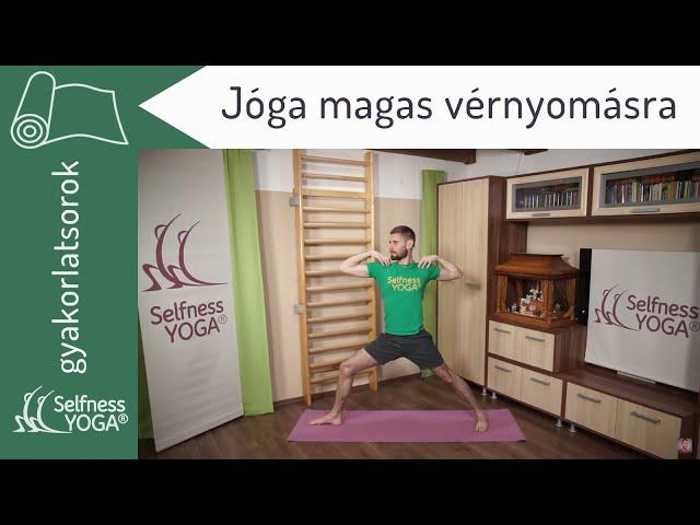 gyakorlatok magas vérnyomásért online